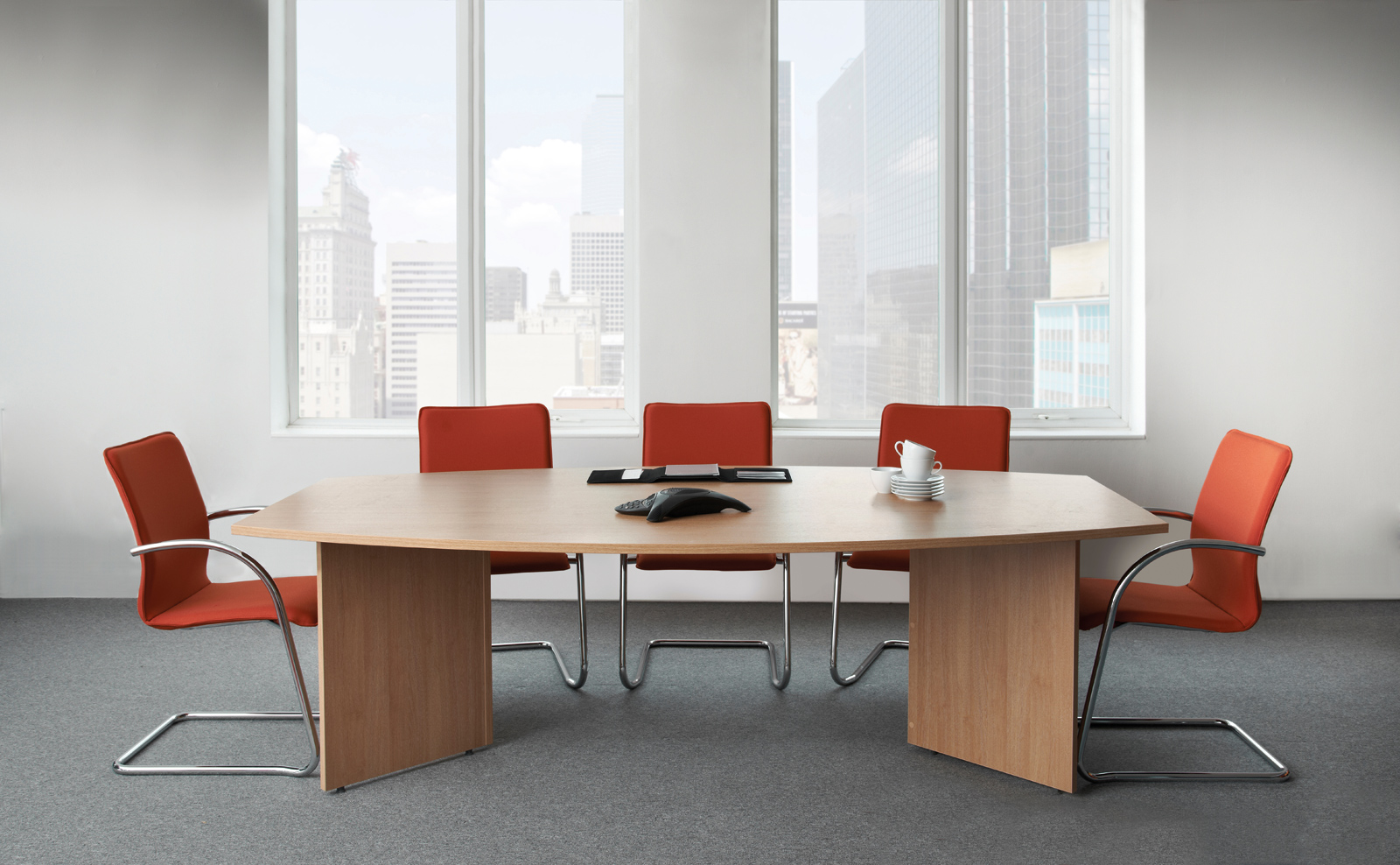 arrow office furniture. Arrow Office Furniture. Head Leg Circular Meeting Table 1200mm - Oak Business Furniture Direct F