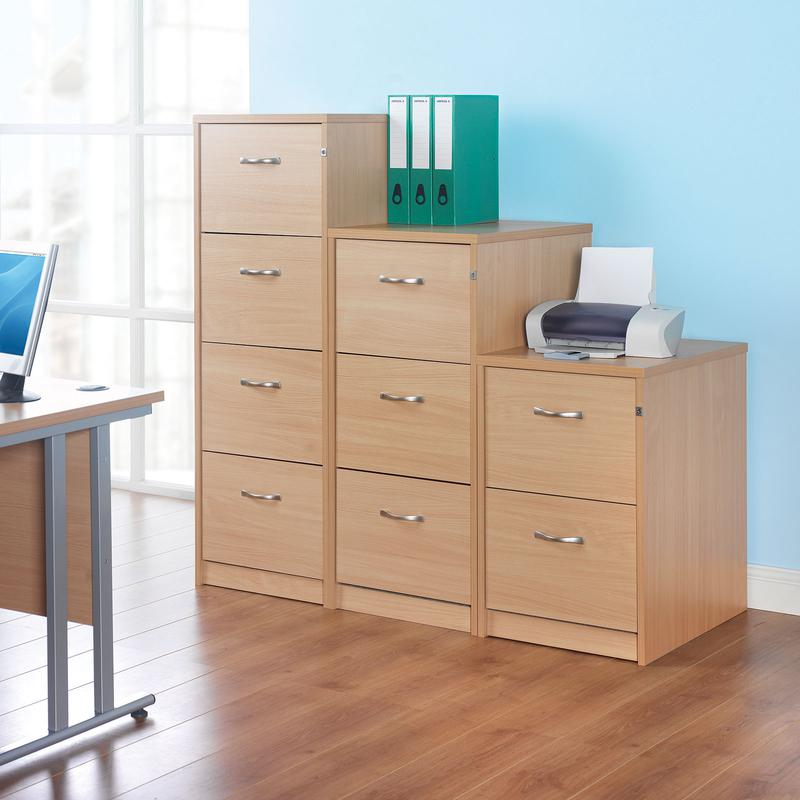 Handles And Accepts Foolscap Only In Beech