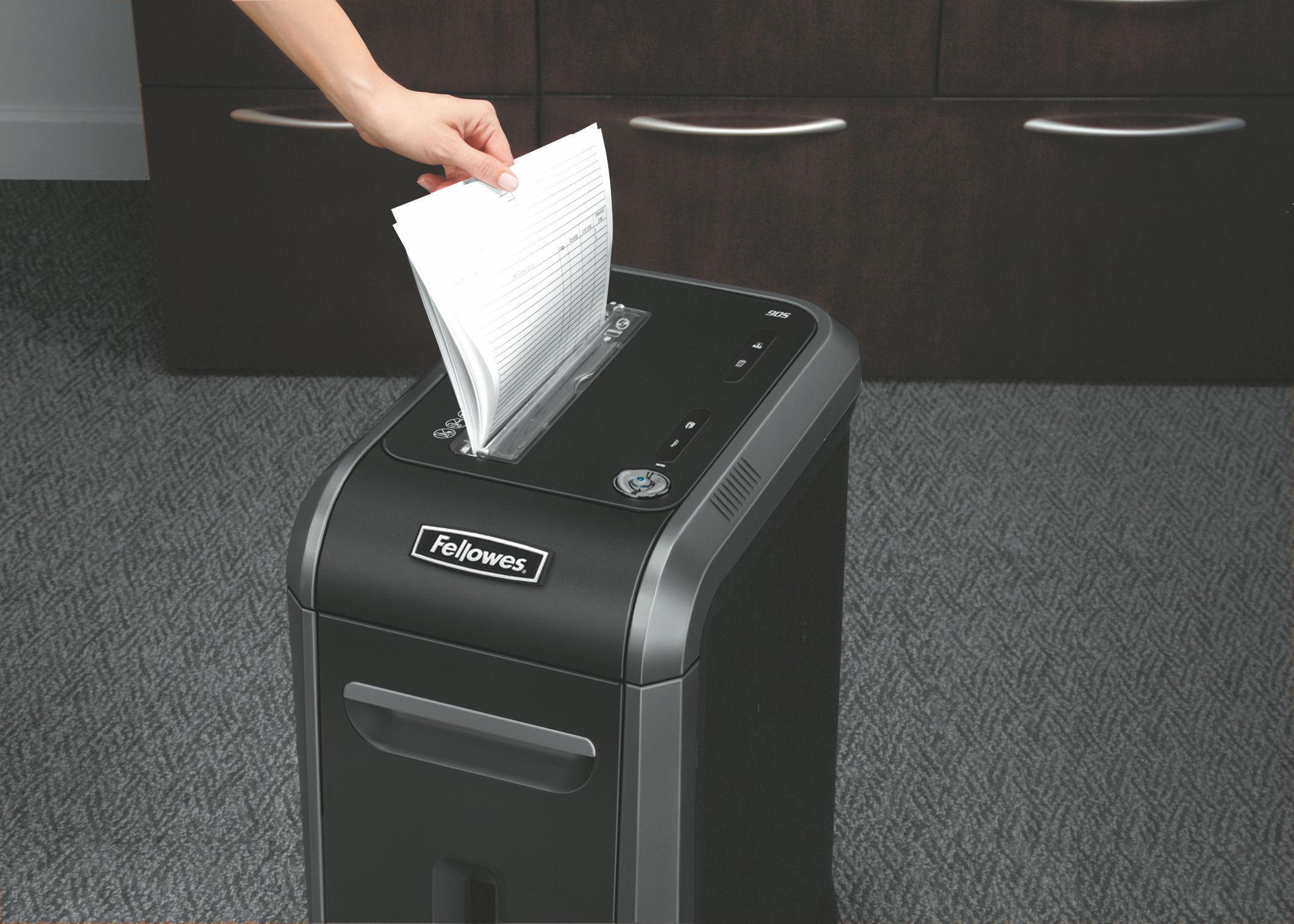 professional shredder machine