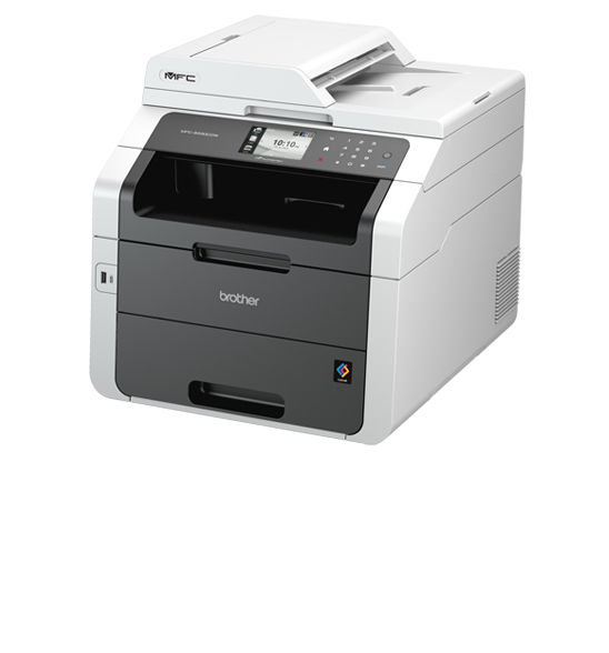 brother mfc 9330cdw colour laser all in one printer with fax white mfc9330cdw jenkinsons. Black Bedroom Furniture Sets. Home Design Ideas