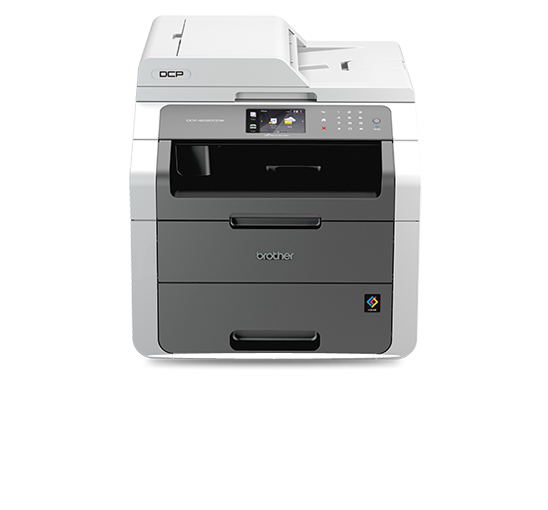 brother dcp 9020cdw colour laser all in one printer duplex network wireless white dcp9020cdw. Black Bedroom Furniture Sets. Home Design Ideas