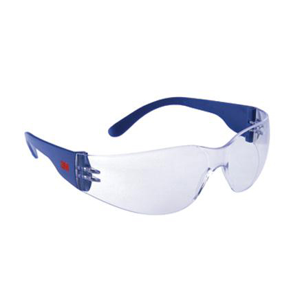 6f8b810e1c 3M Safety Spectacles Lightweight Anti-scratch and Anti-Fog Lenses Clear Ref  2720 - Quest Systems