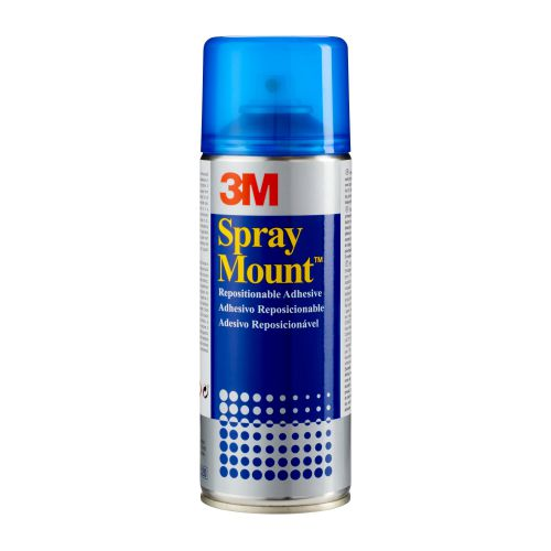 3M Scotch Spraymount Adhesive 400ml SMOUNT