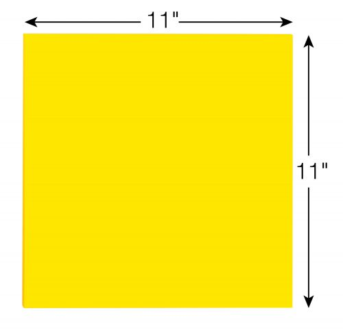 Post-it Super Sticky Big Notes 30 Sheets 279 x 279mm Yellow