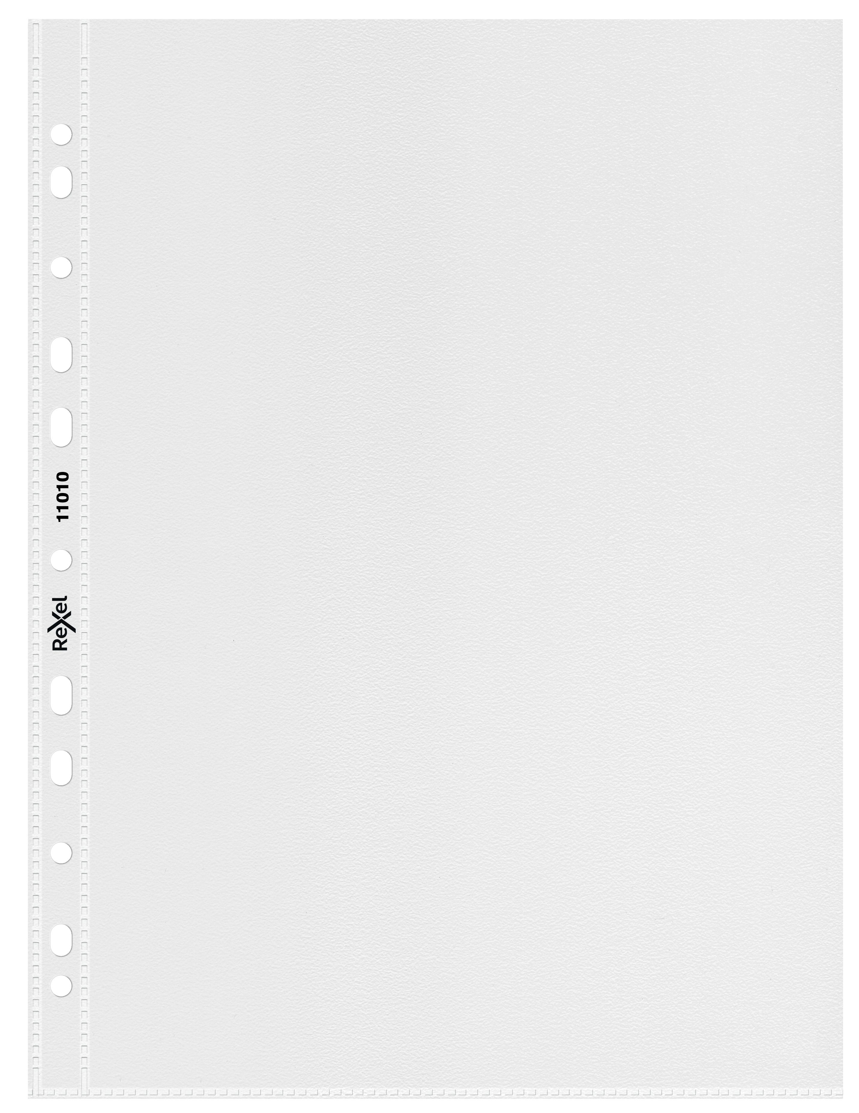 Rexel Superfine Lightweight Pocket 55 Micron A5 11010 (PK20)