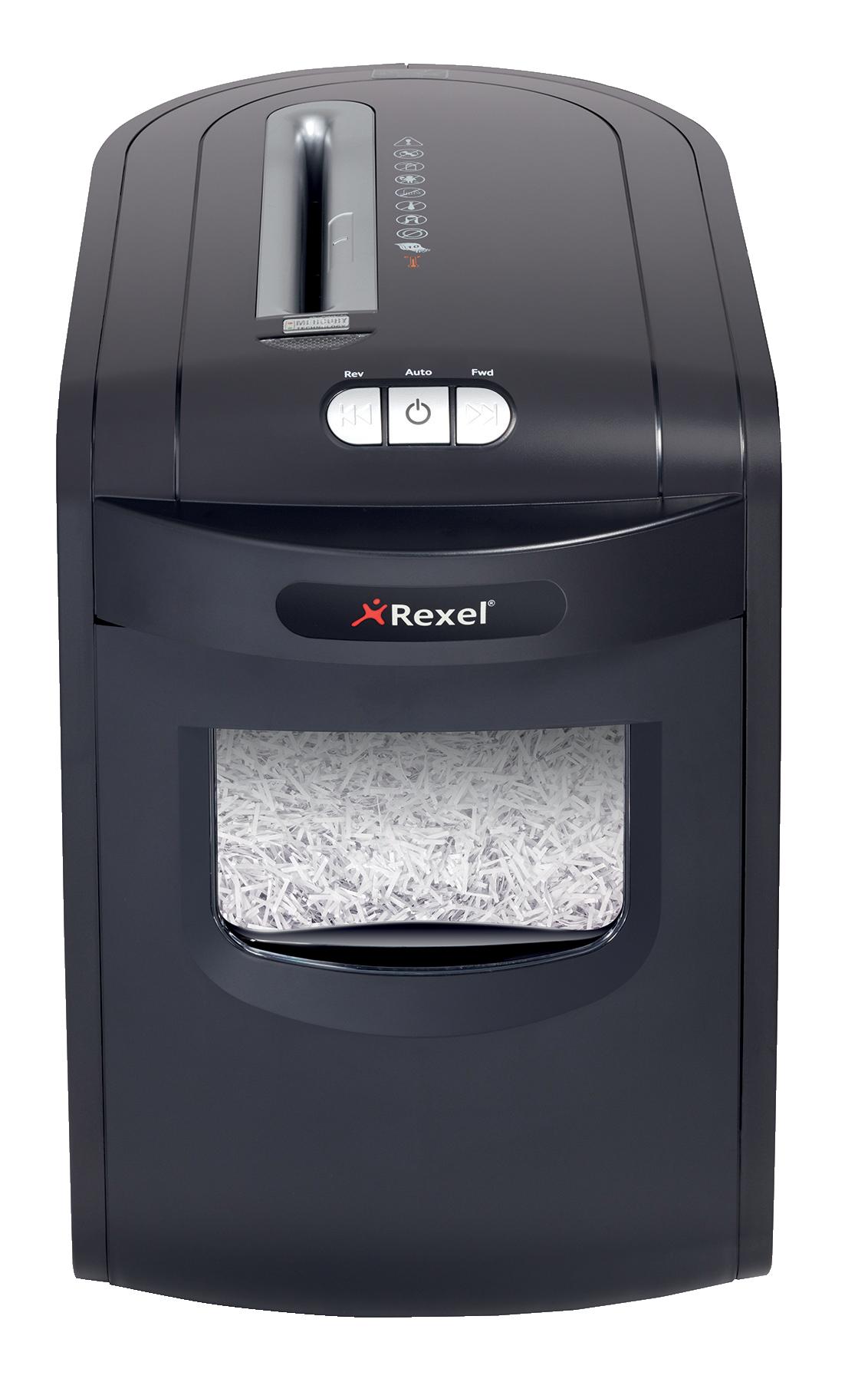 Rexel Mercury REX1023 Shredder Cross Cut P3 23L Black