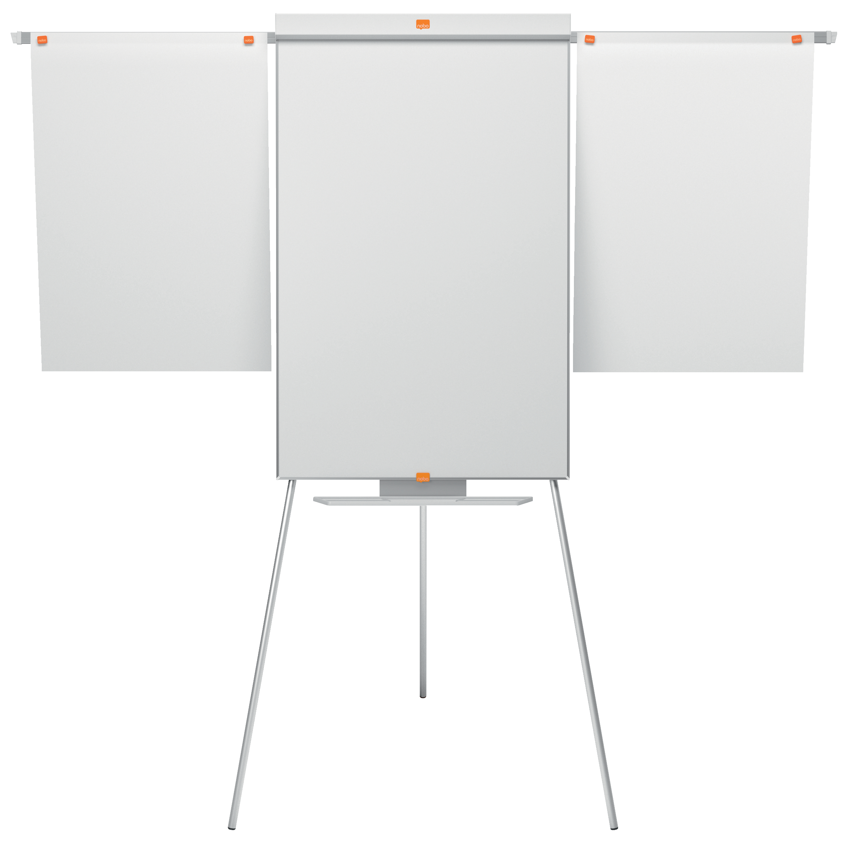 Easels Nobo Classic Nano Clean Tripod Easel with Extension Arms