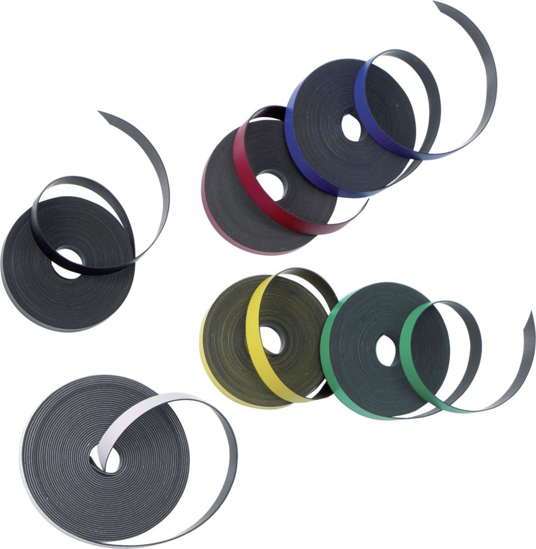 Nobo Magnetic Self-adhesive whiteboard Tape 10mmx10m 1901053