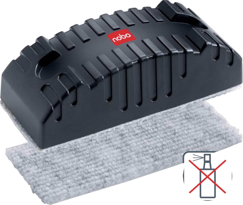 Cleaning / Erasing Nobo Magnetic Whiteboard Drywipe Eraser 34533421
