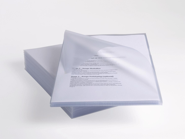 Plastic Folders