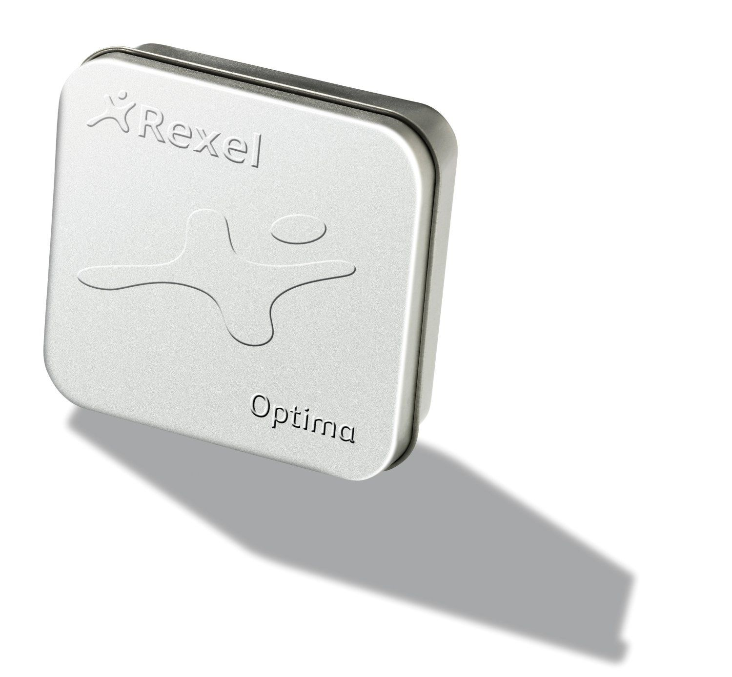 Rexel Optima Staples No. 56 26/6mm in Tin Ref 2102496 [Pack 3750]