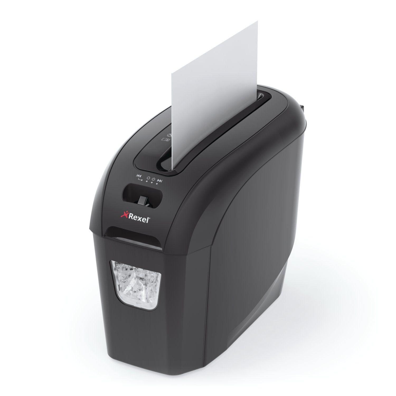 Image for Rexel Prostyle Plus Shredder Ribbon Cut P-1 7.5 Litres Ref 2104004 (1)