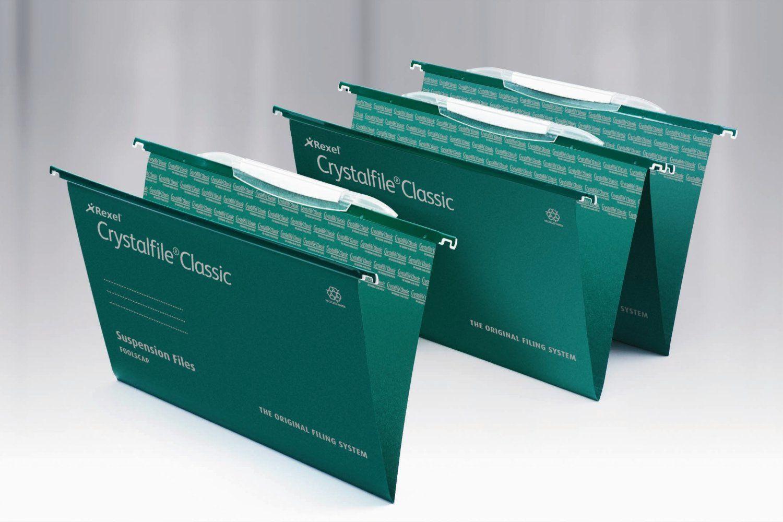 Rx Cryfil Classic FS Link Tabs GN PK50