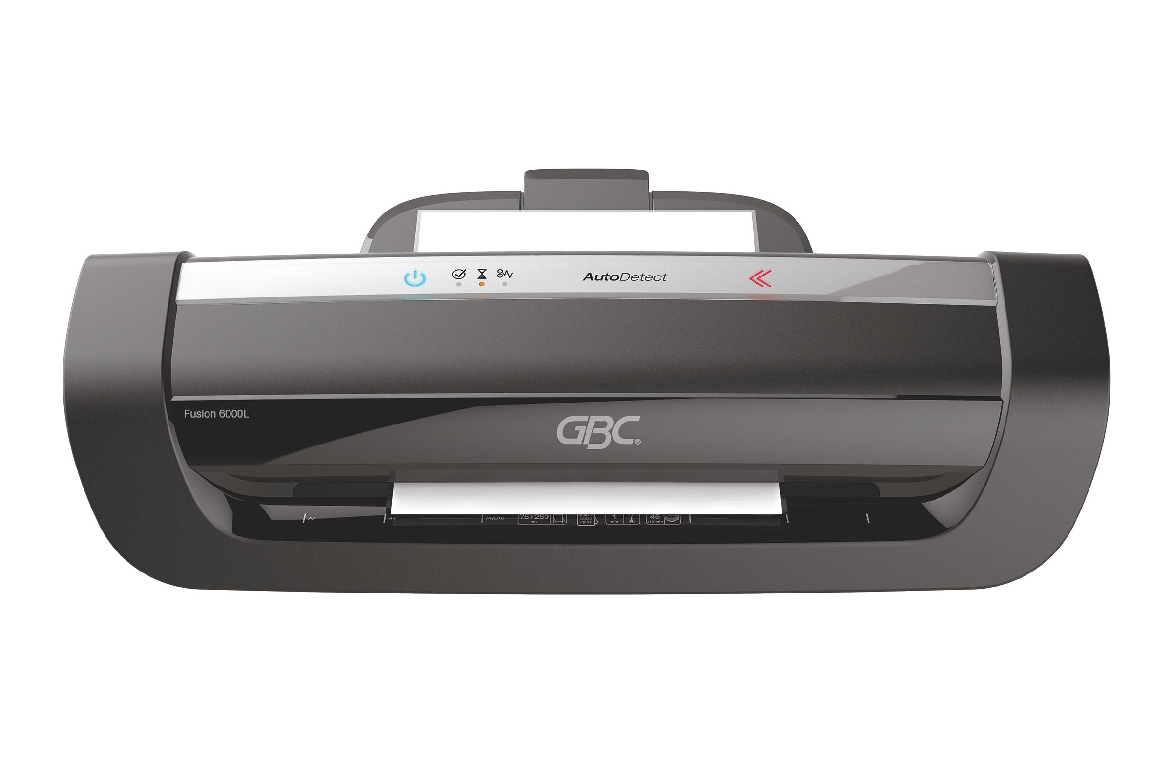 Laminating Machines GBC Fusion Plus 6000L A3 Laminator Black