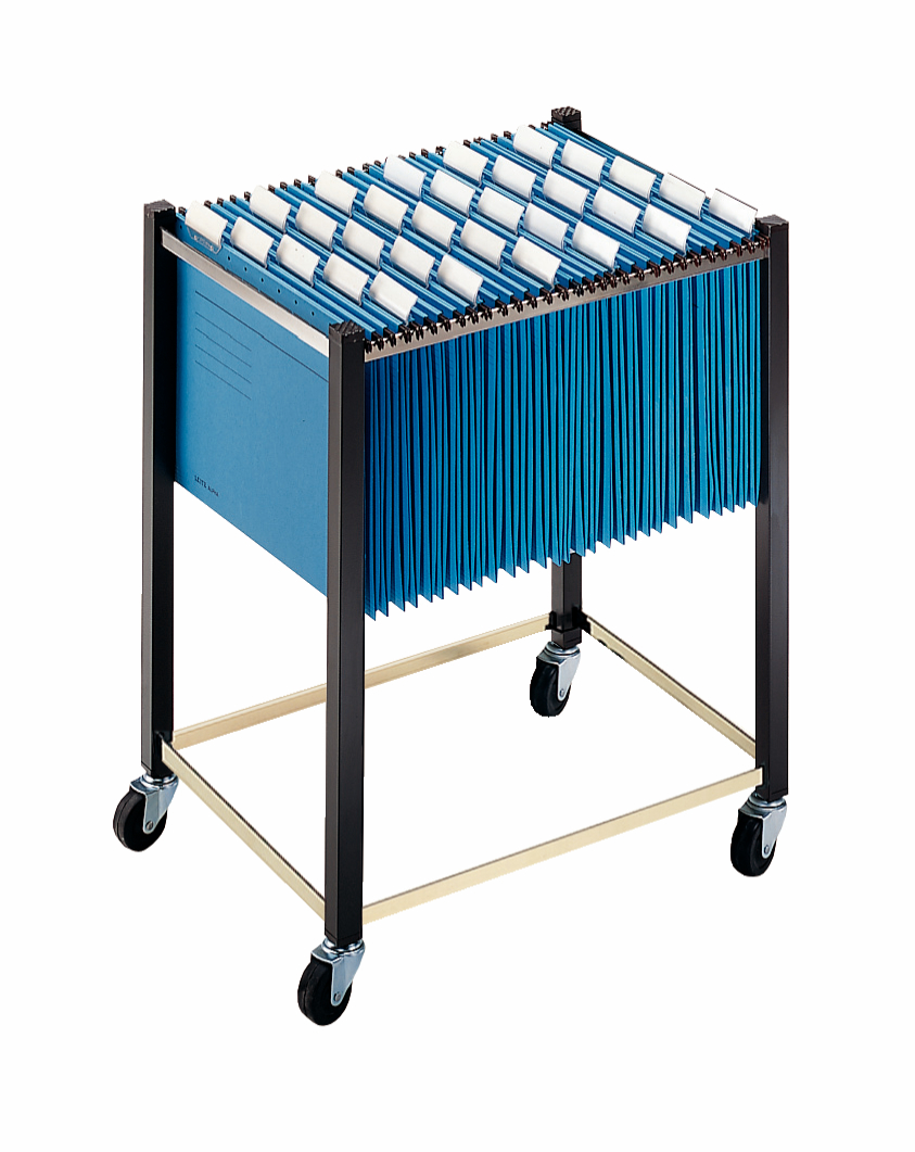 Filing Leitz Suspension File Trolley