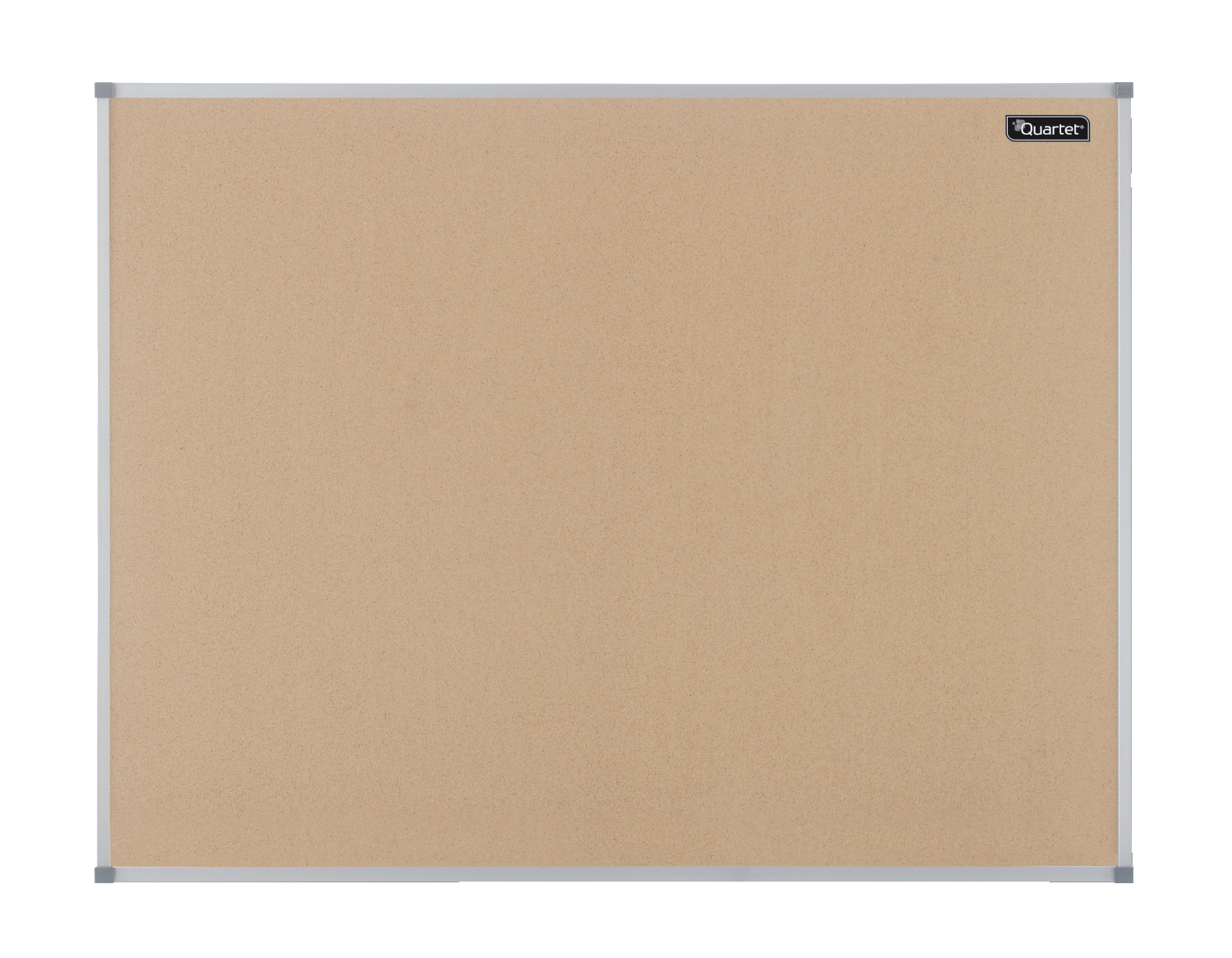 Quartet Cork Board Aluminium Frame 1800x1200mm