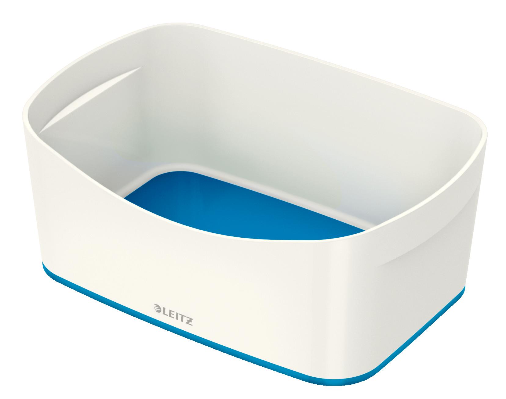 Tool Boxes Leitz MyBox Storage Tray WOW White Blue