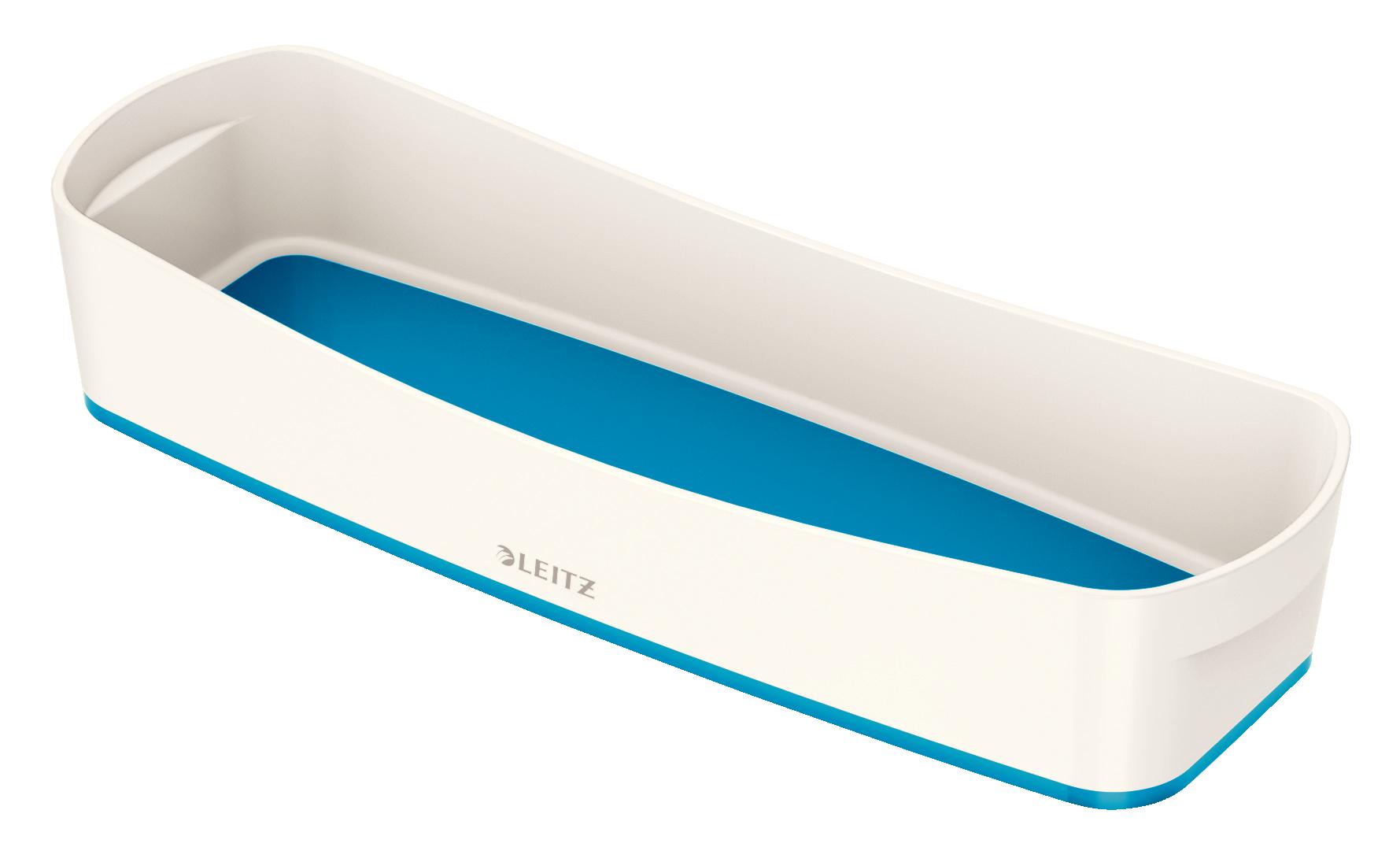 Tool Boxes Leitz MyBox Tray Organiser WOW White Blue