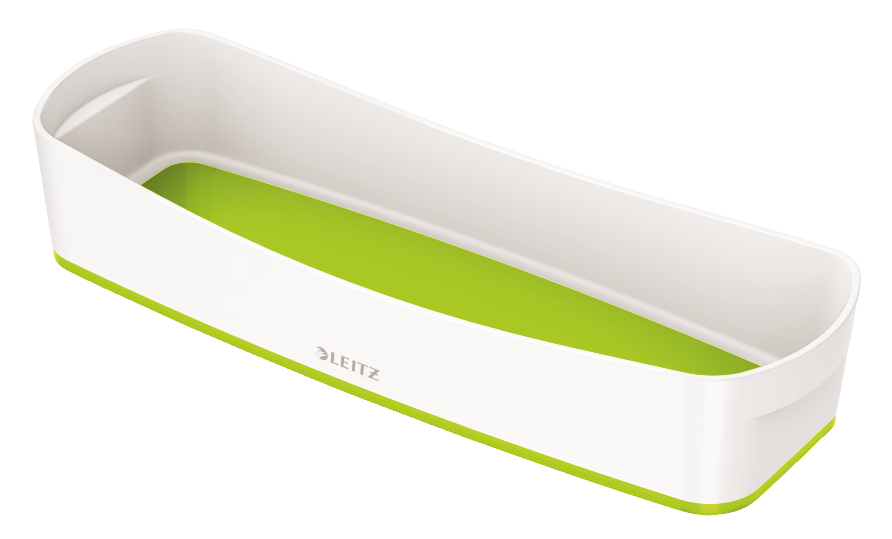 Leitz MyBox Tray Organiser WOW White Green