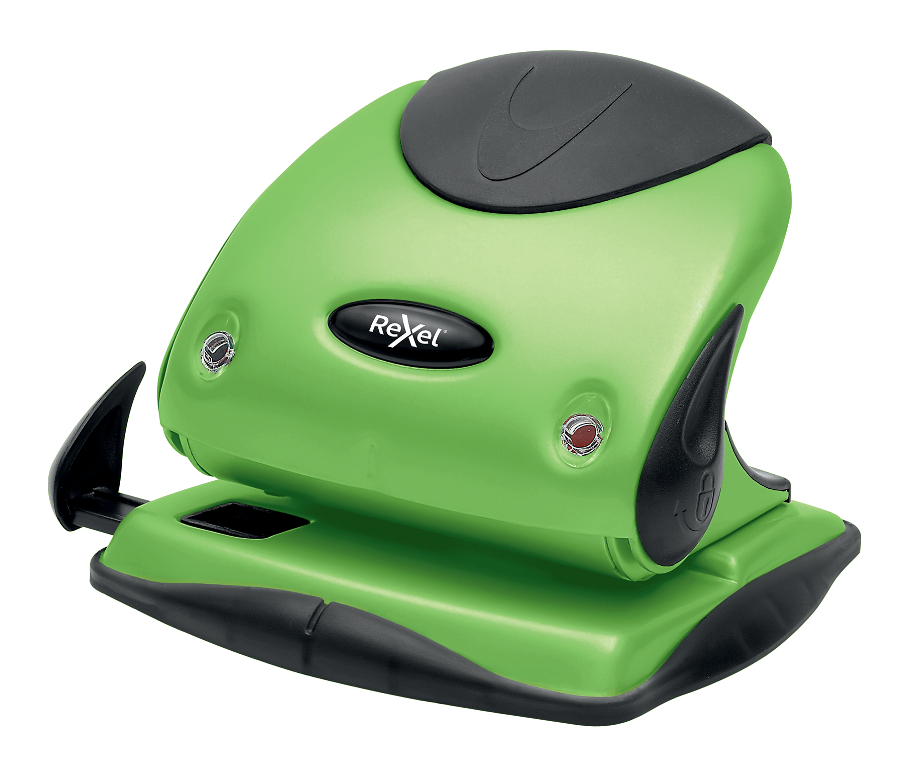 Rexel Choices P225 2 Hole Punch Green