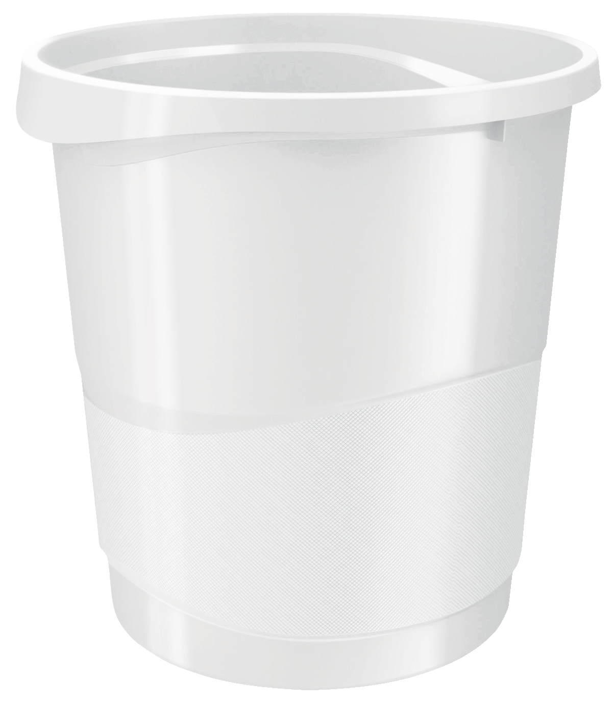 Rexel Choices Waste Bin White