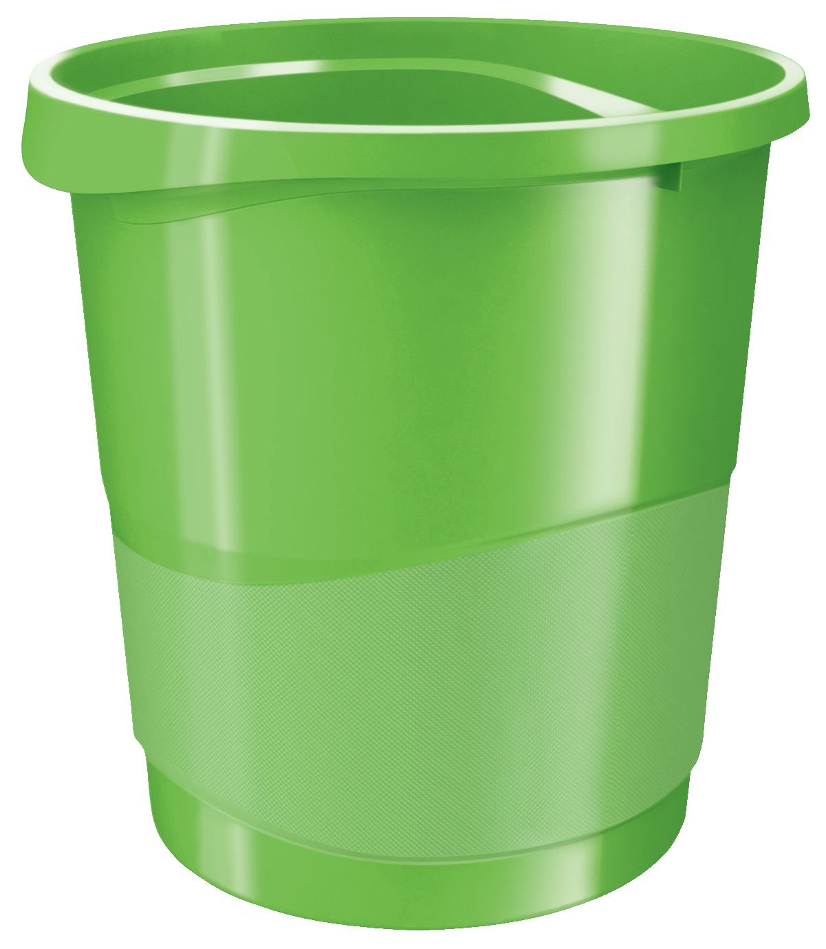 Rexel Choices Waste Bin Green