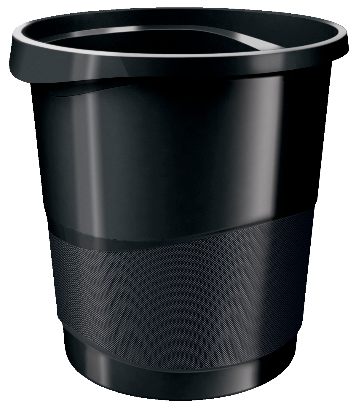 Rexel Choices Waste Bin Black