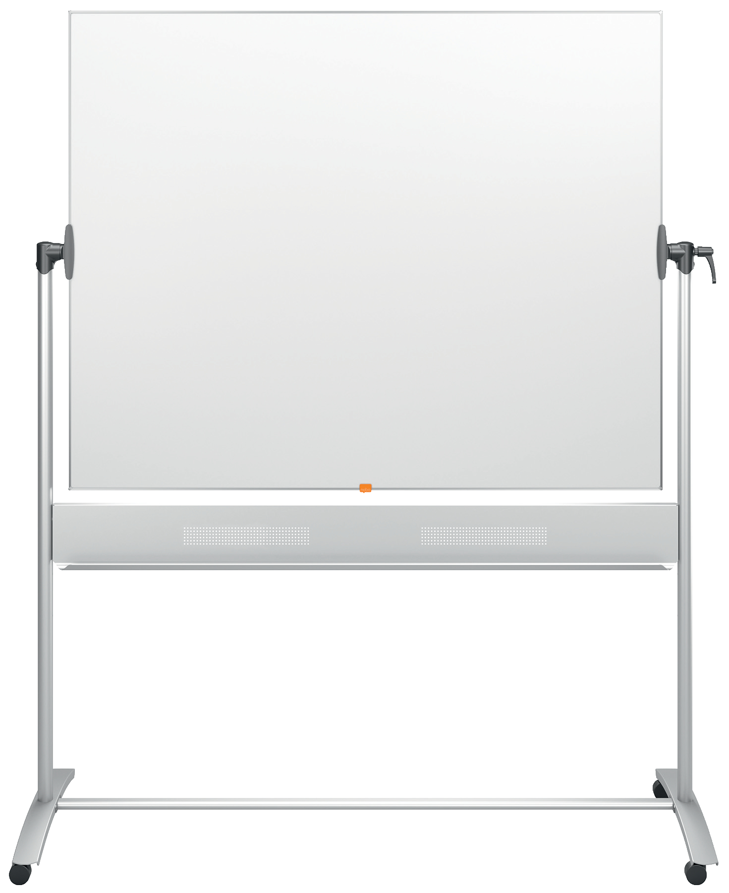 Nobo Classic Steel Magnetic Mobile Board 1500x1200mm