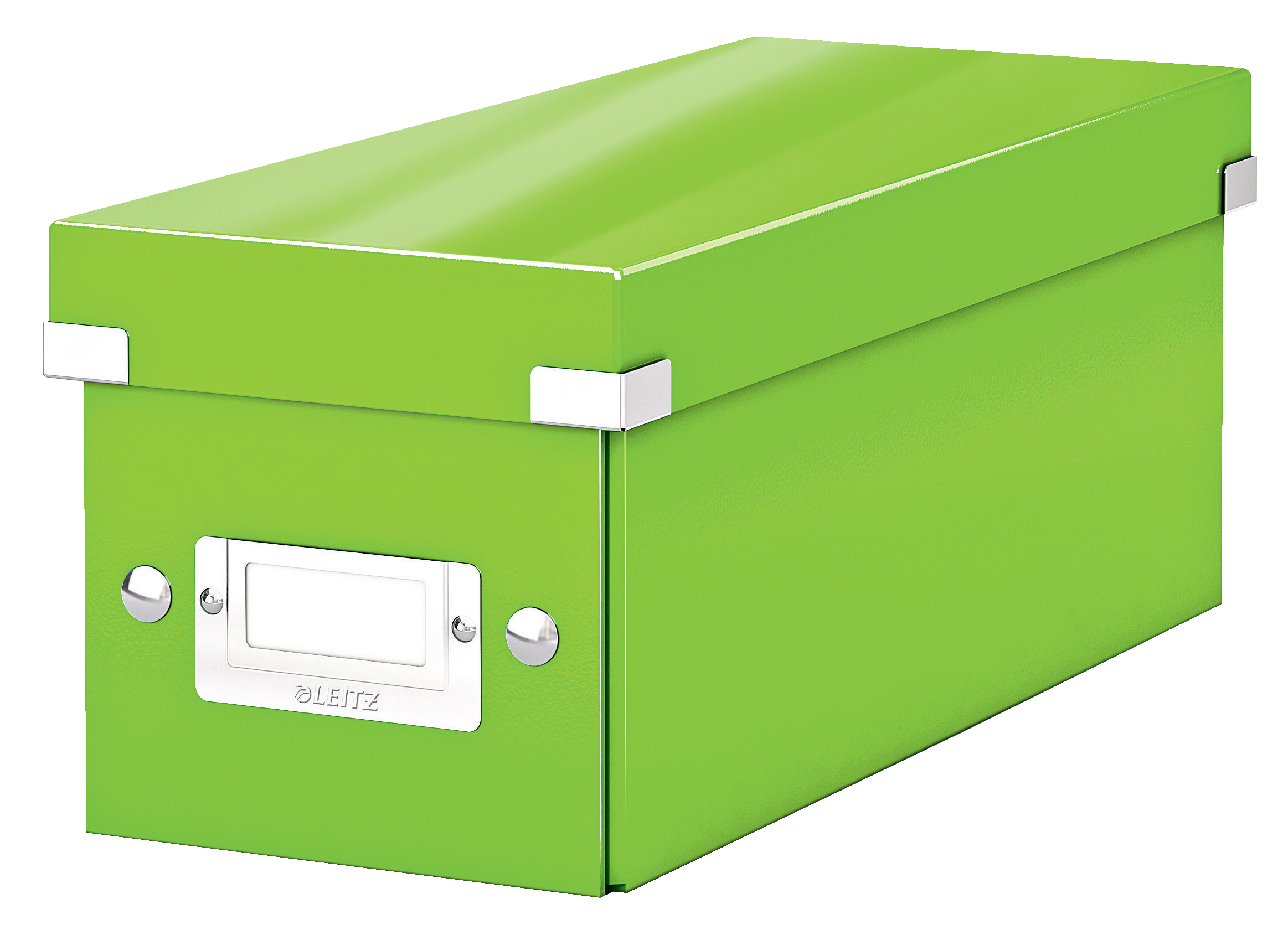 Tool Boxes Leitz Click & Store CD Storage Box Green