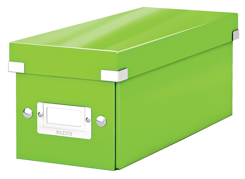 Tool Boxes Leitz Click & Store CD Storage Box Green