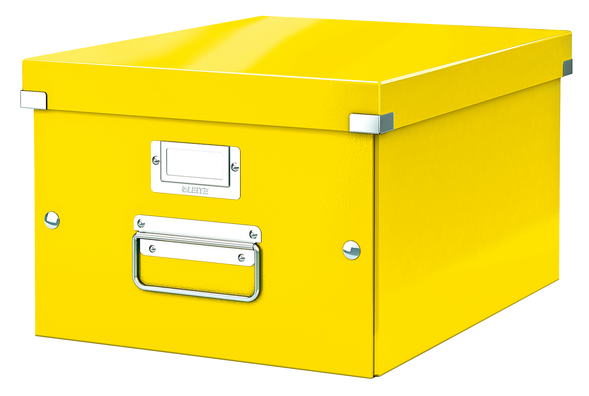 Leitz Click & Store Medium Box Yellow