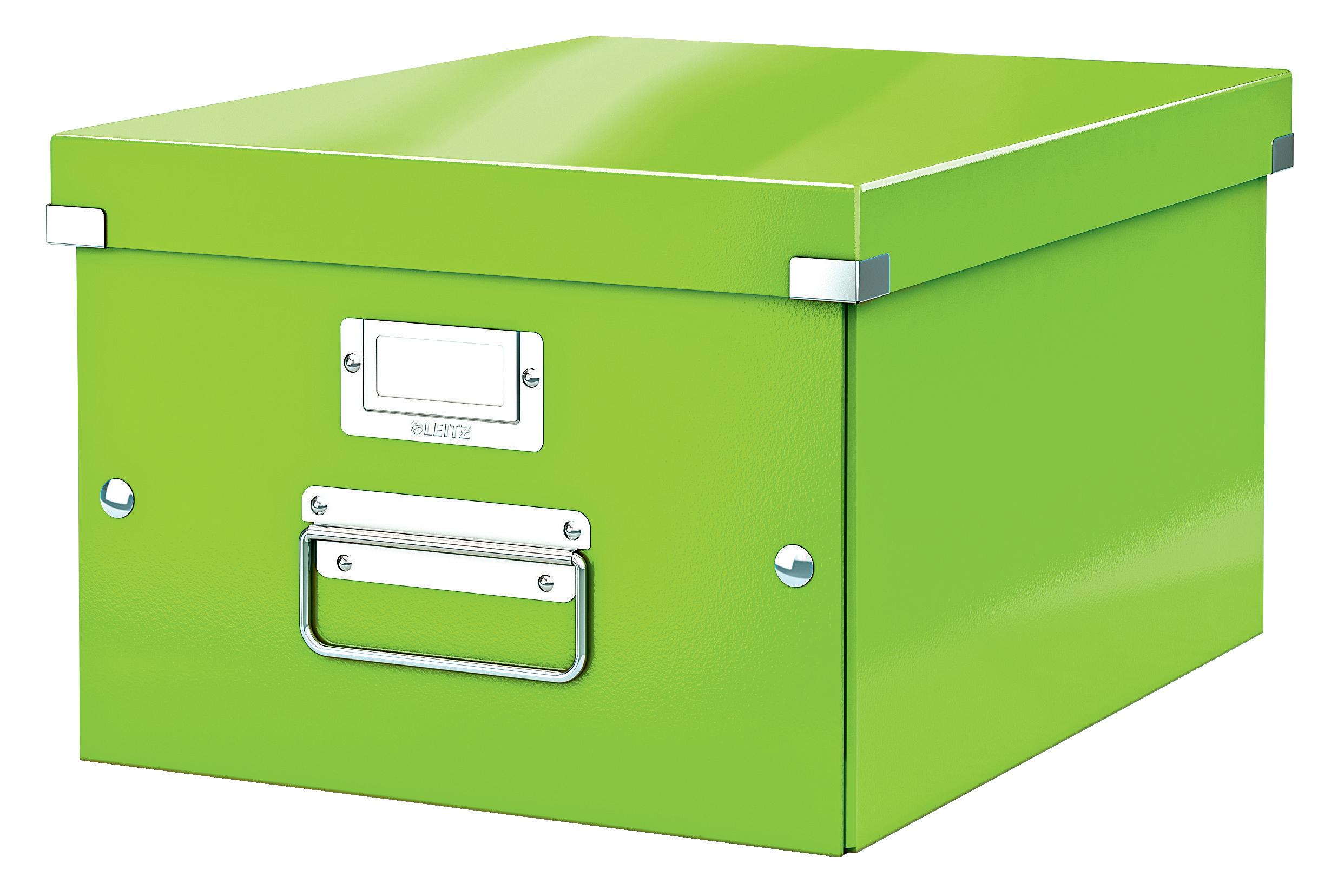 Storage Boxes Leitz Click & Store Medium Box Green