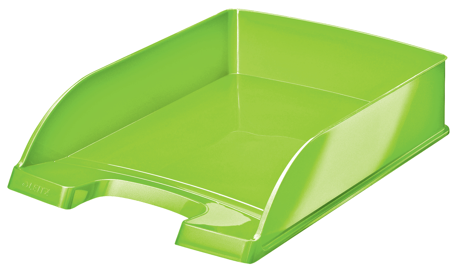 Letter Trays Leitz WOW Letter Tray A4 Green