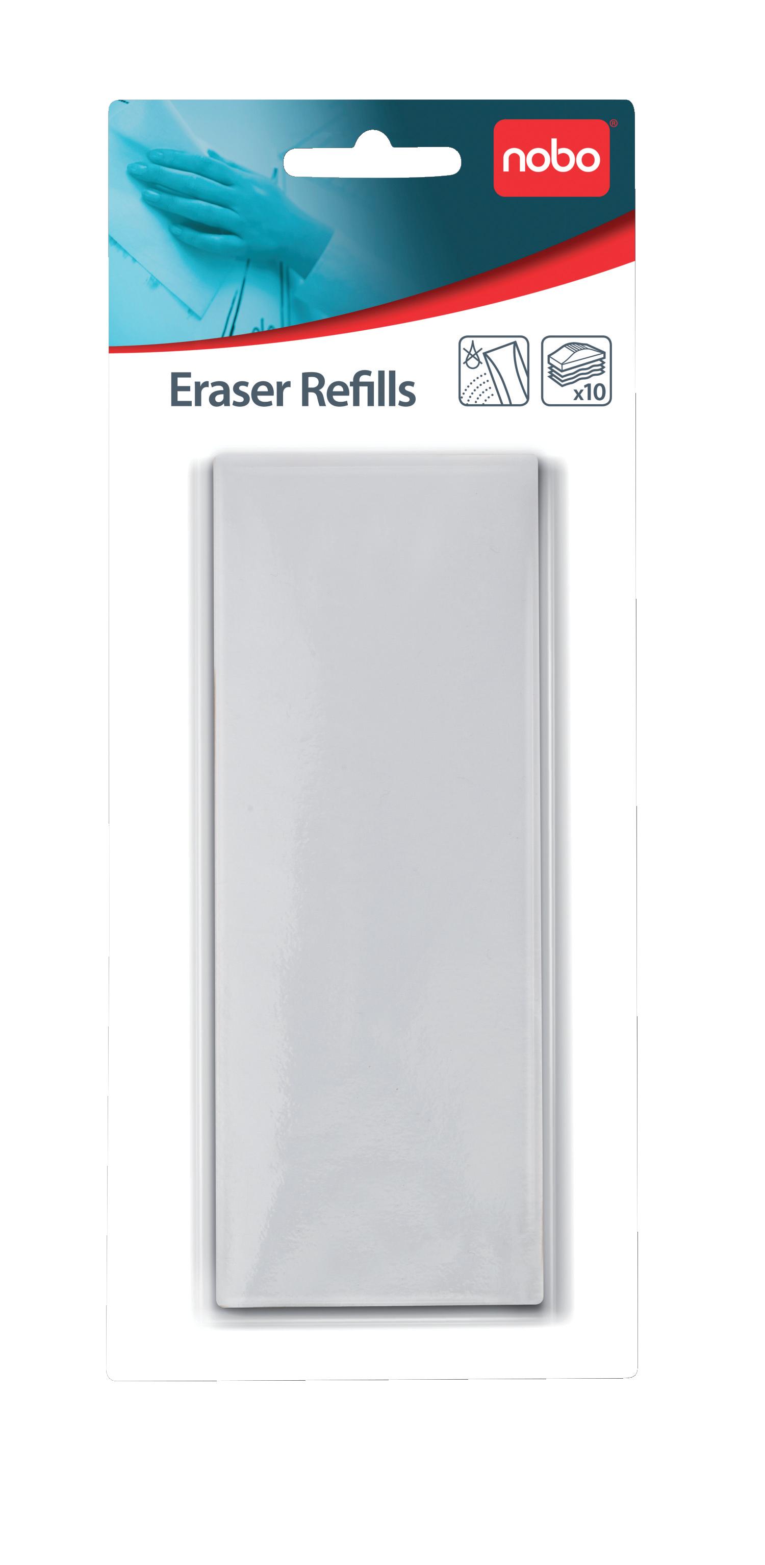 Value Whiteboard Eraser Refills