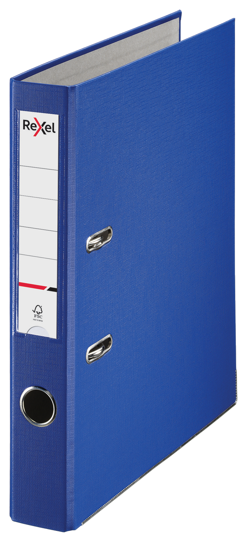 Lever Arch Files Rexel Lever Arch File ECO Polypropylene A4 50mm Spine Width Blue