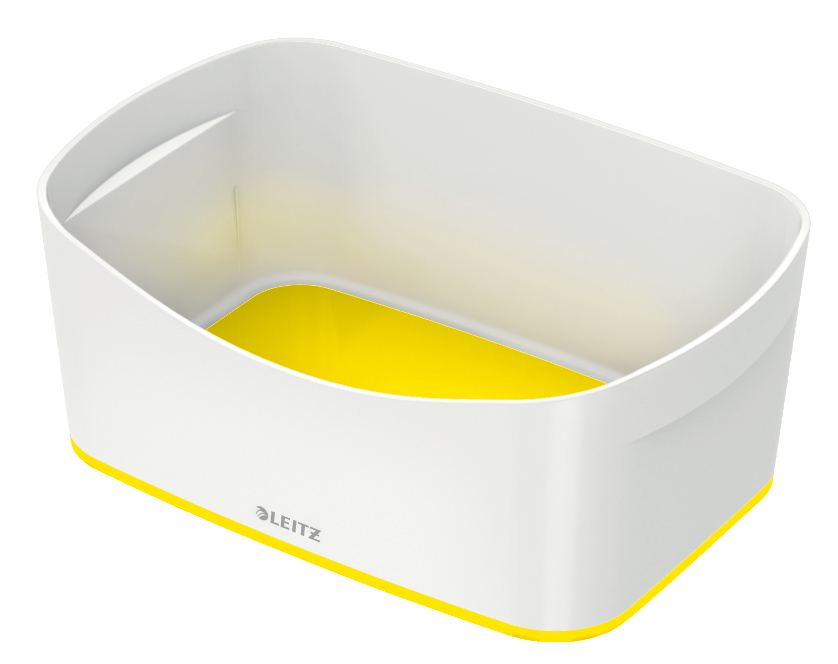 Leitz MyBox Storage Tray WOW White Yellow