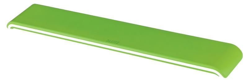 Leitz Ergo WOW Adjustable Keyboard Wrist Rest Green