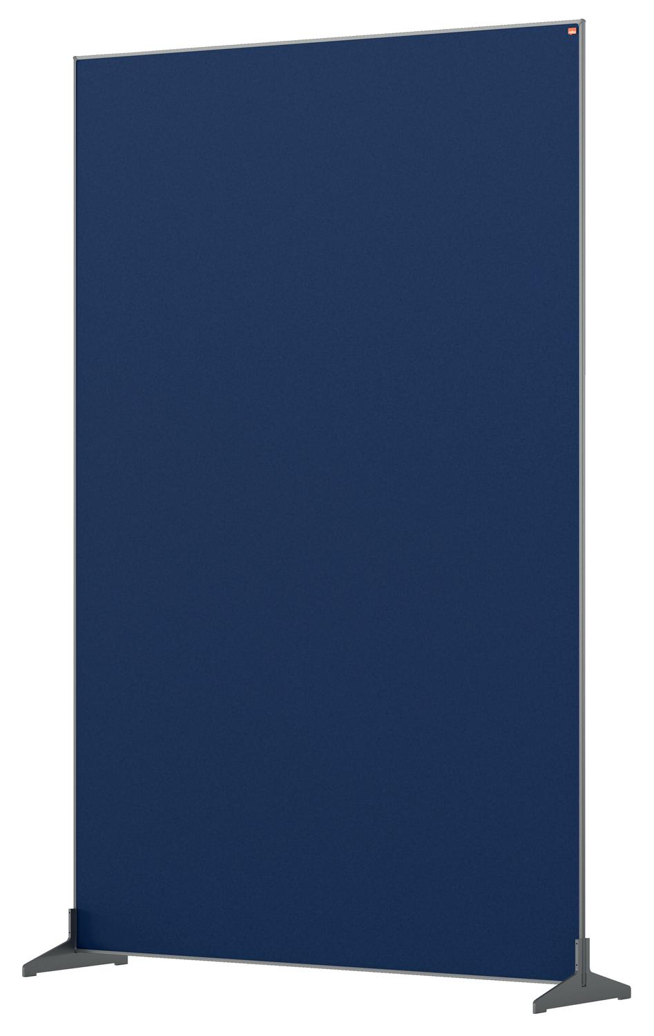 Straight Tops Nobo Impression Pro Floor Divider 1200x1800mm Blue