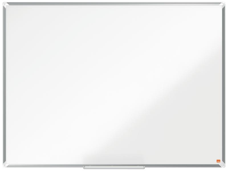 Magnetic Nobo Premium Plus Enamel Magnetic Whiteboard 1200x900mm