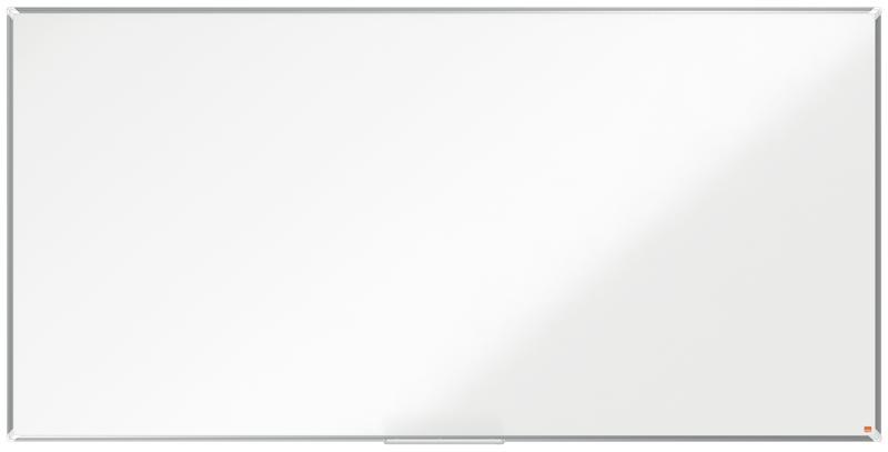 Magnetic Nobo Premium Plus Enamel Magnetic Whiteboard 2400x1200mm