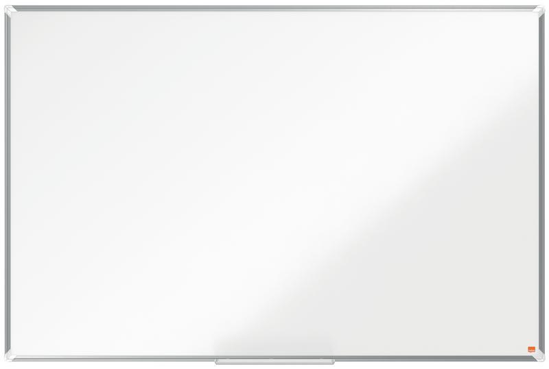 Magnetic Nobo Premium Plus Steel Magnetic Whiteboard 1500x1000mm