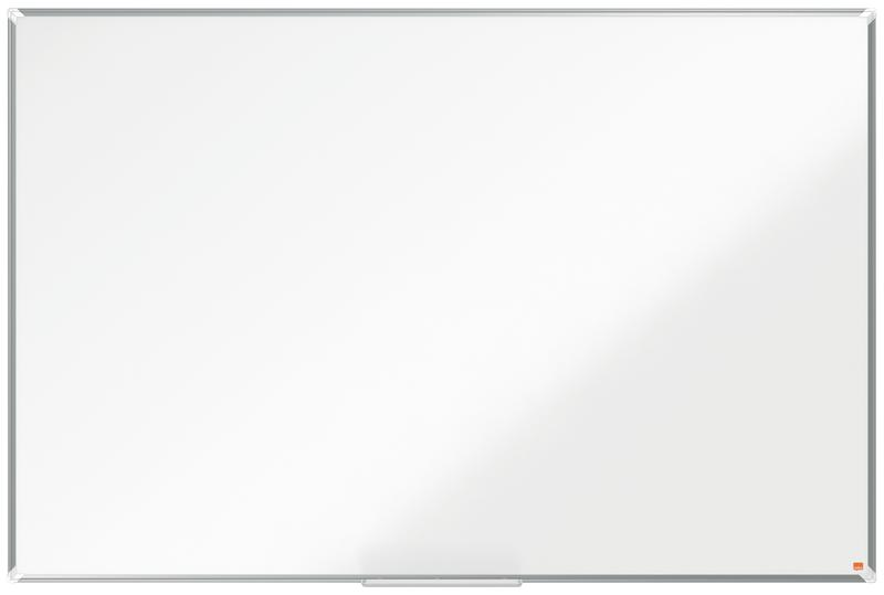 Magnetic Nobo Premium Plus Steel Magnetic Whiteboard 1800x1200mm