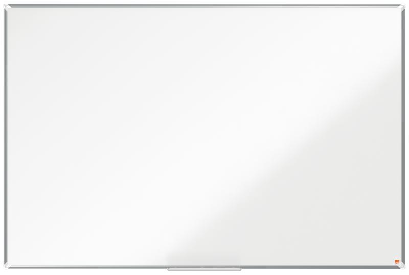 Non-Magnetic Nobo Premium Plus Melamine Whiteboard 1800x1200mm