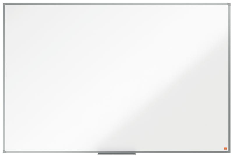 Non-Magnetic Nobo Essence Melamine Whiteboard 1500x1000mm