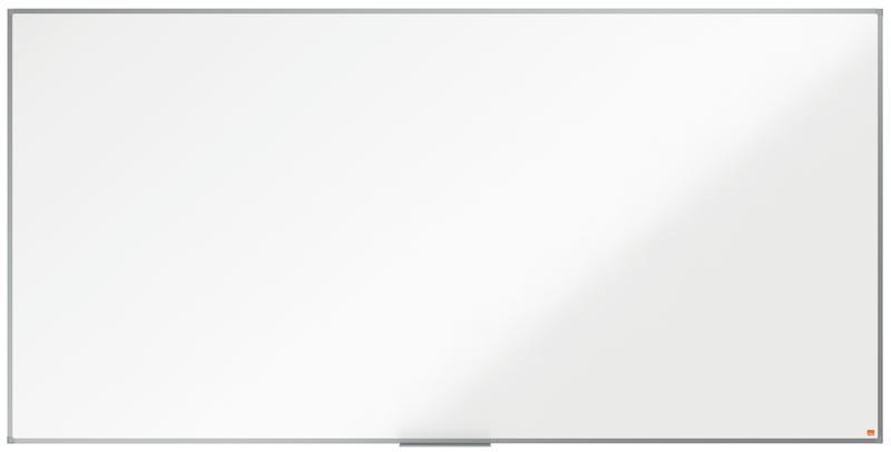 Non-Magnetic Nobo Essence Melamine Whiteboard 2400x1200mm