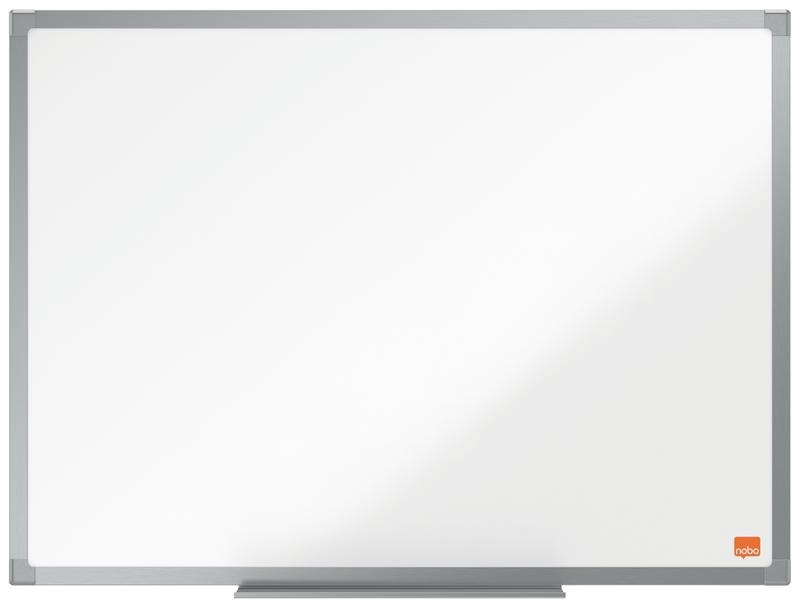 Non-Magnetic Nobo Essence Melamine Whiteboard 600x450mm