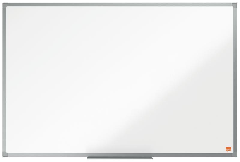Non-Magnetic Nobo Essence Melamine Whiteboard 900x600mm