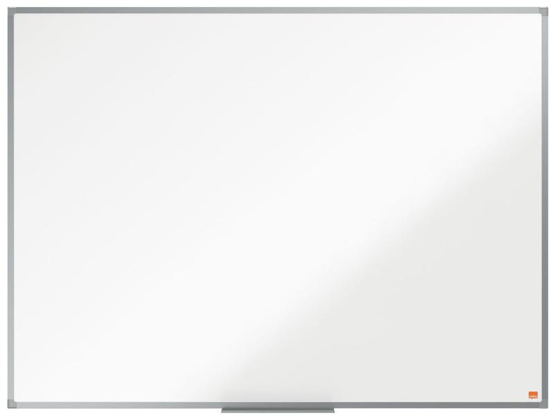 Non-Magnetic Nobo Essence Melamine Whiteboard 1200x900mm