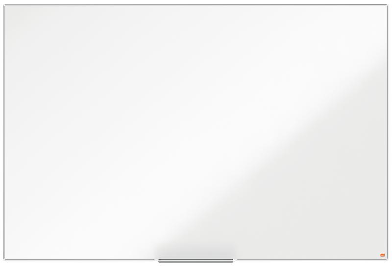 Magnetic Nobo Impression Pro Enamel Mag Whiteboard 1800x1200mm