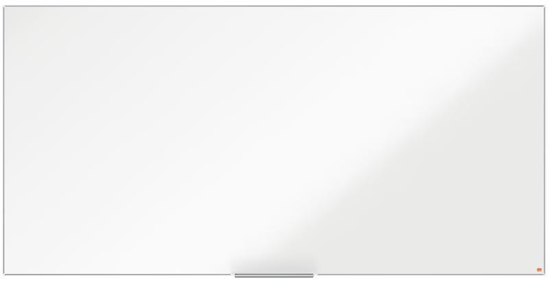 Magnetic Nobo Impression Pro Enamel Mag Whiteboard 2400x1200mm